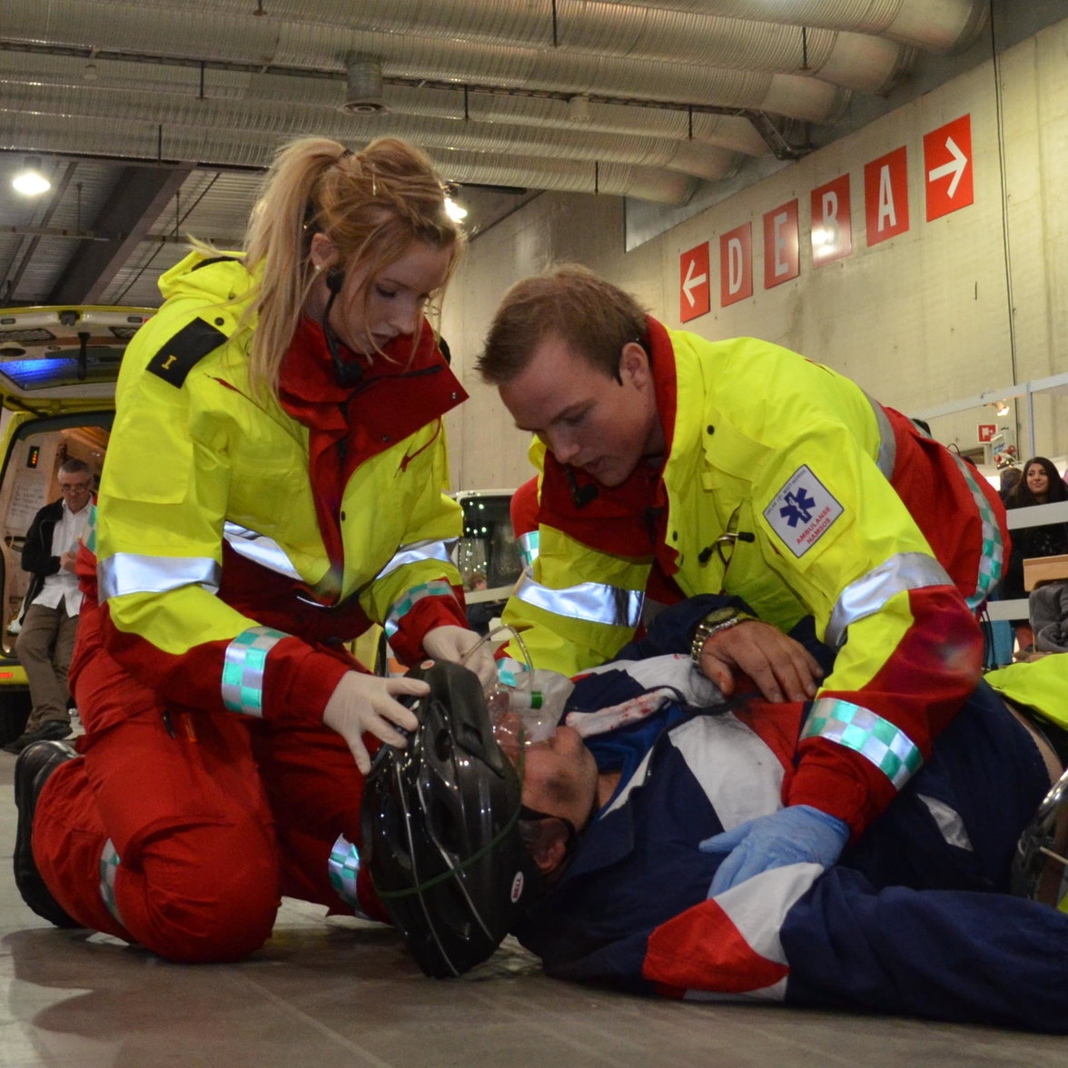 ambulansepersonell