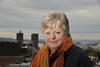 Mari Sanden, leder Fagforbundet Oslo