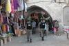 Israelske soldater i Jerusalem