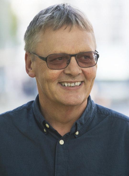 Nestleder i Fagforbundet, Odd-Haldgeir Larsen.