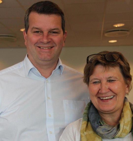 LO-leder Hans Christian Gabrielsen og Fagforbundets leder Mette Nord er skuffet over at det ikke ble regjeringsskifte, men kan glede seg over at de styrket organisasjonene i valgkampen. Begge har fått flere medlemmer og er større en noen gang.