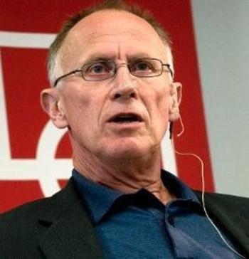 Tidligere sjefsøkonom i LO, Stein Regård