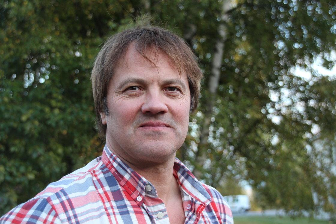 Helge Sporsheim, leder for Yrkesseksjon Helse og Sosial i Fagforbundet Oslo.